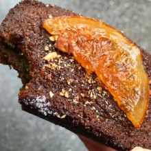 Gluten-free banana bread from High Street on Hudson