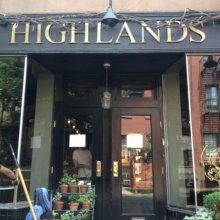 Highlands in West Village NYC