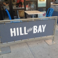 Hill and Bay in Murray Hill