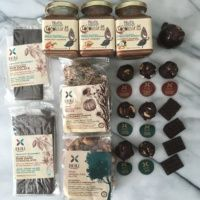 Gluten-free and paleo chocolate by Hnina Gourmet