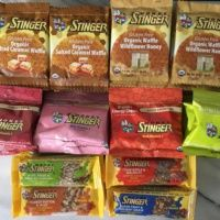 Gluten-free bars and waffles from Honey Stinger