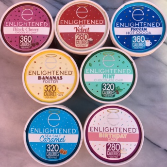 Gluten Free Ice Cream Pints By Enlightened
