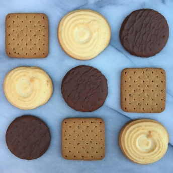 Gluten-free cookies by Schar