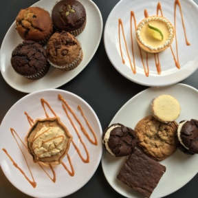 All the gluten-free desserts from Tali