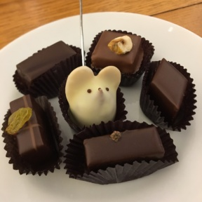 Gluten-free chocolates from L.A. Burdick