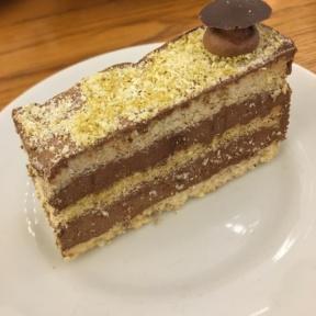 Gluten-free cake from L.A. Burdick