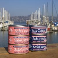 Gluten-free salmon by Safe Catch