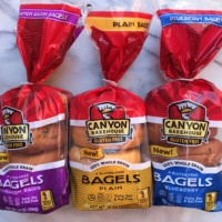 Gluten-free bagels from Canyon Bakehouse