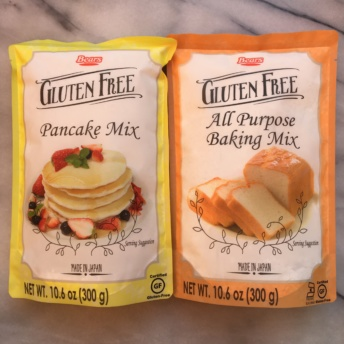 Gluten-free pancake and all-purpose baking mix by Bears