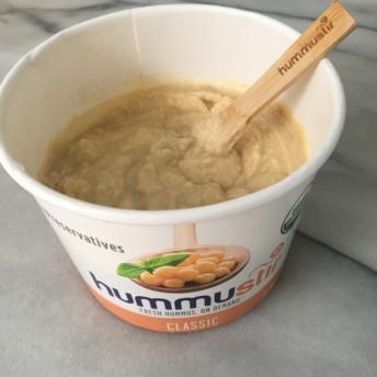 Gluten-free hummus by Hummustir