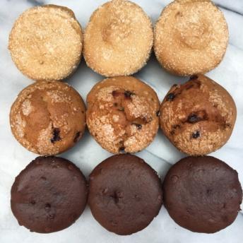 Gluten-free muffins by Udi's