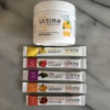 Gluten-free Ultima electrolyte powder and sticks
