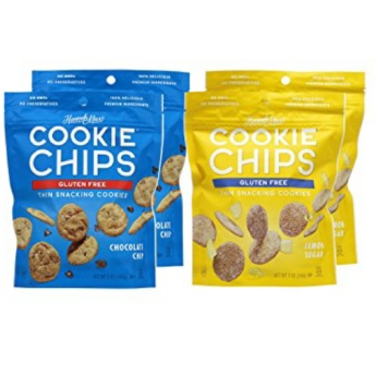 Gluten-free cookies by Cookie Chips