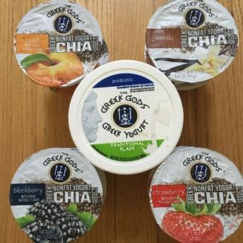 Greek God's Yogurt | Gluten Free Follow Me
