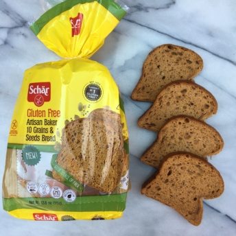Gluten-free 10 grains & seeds bread by Schar
