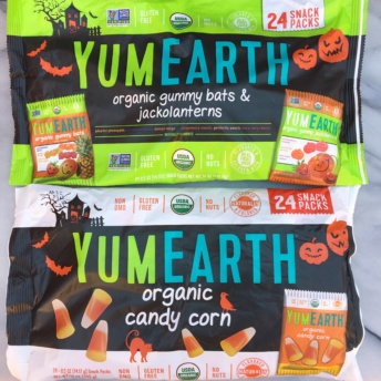 Gluten-free organic candy by Yum Earth