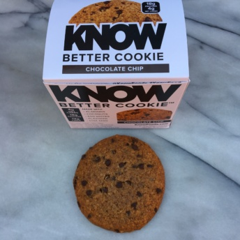 Gluten-free paleo cookies by Know Foods