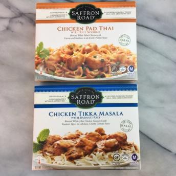 Gluten-free foods by Saffron Road Foods
