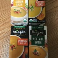 Gluten-free soup and broth from Imagine Foods