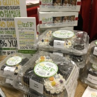 Gluten-free cupcakes by Izzi B's Bakery