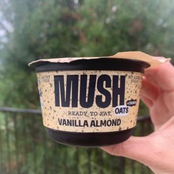 Gluten-free vanilla almond MUSH