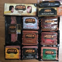Gluten free and kosher meat by Jack's Gourmet
