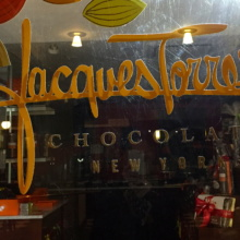 Jacques Torres in New York City