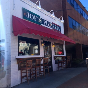 Joe's Pizzeria in New Canaan CT