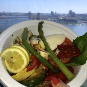 Gluten-free salad from Joseph's