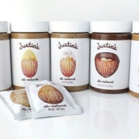 Gluten-free nut butters by Justin's