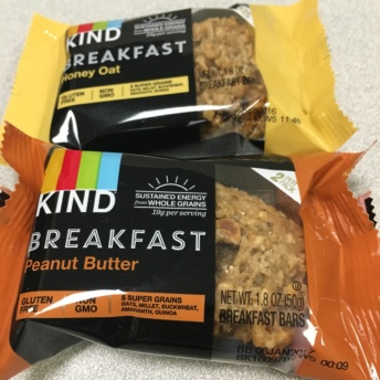 KIND Breakfast Bars by KIND Snacks