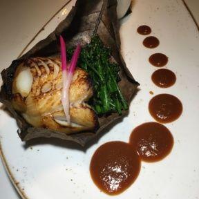 Gluten-free fish from Katsuya