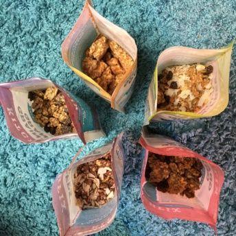 Gluten-free granola from KitchFix
