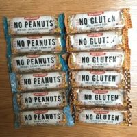Gluten-free bars from Know Allergies