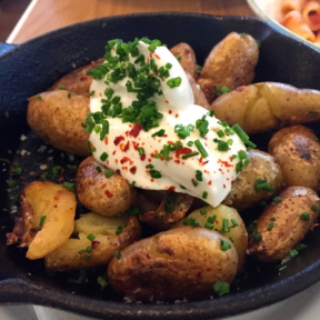 Gluten-free potatoes from La Pecora Bianca