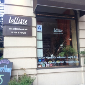 Lallisse in Murray Hill NYC