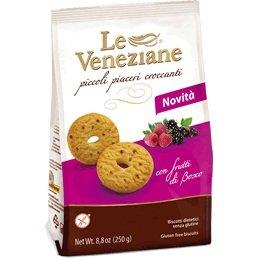 Gluten free cookies by Le Veneziane