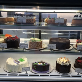 Gluten-free cakes from Lilac Patisserie
