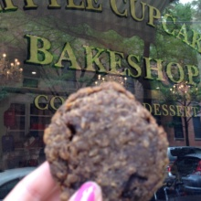 Gluten-free cookie from Little Cupcake Bakeshop