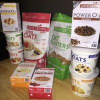 Gluten-free cereal and oats from Love Grown Foods