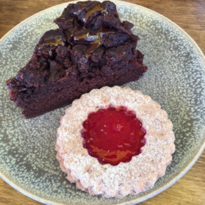 Gluten-free desserts from M Cafe