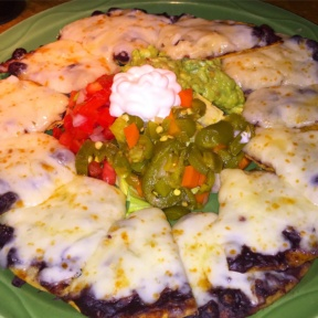 Gluten-free nachos from Mad Dog & Beans