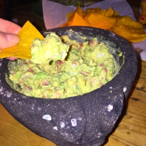 Gluten-free guacamole from Mad Dog & Beans