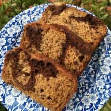 Gluten-free banana bread from Maman
