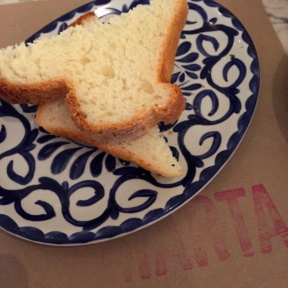 Gluten-free bread from Marta