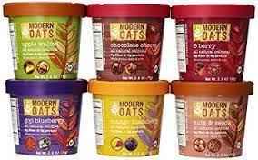 Gluten-free oatmeal from Modern Oats