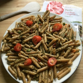 Gluten-free pasta from Modern Table Meals