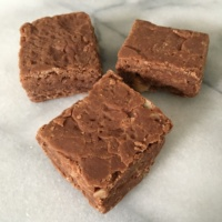 Gluten-free fudge by Mom's Favorite Fudge