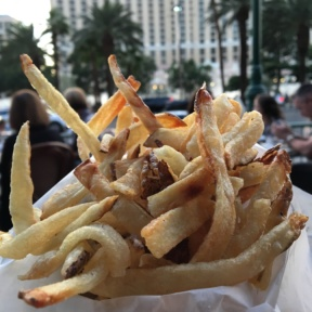 Gluten-free fries from Mon Ami Gabi