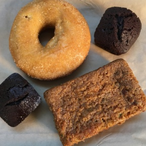 Gluten-free baked goods from Mulberry & Vine